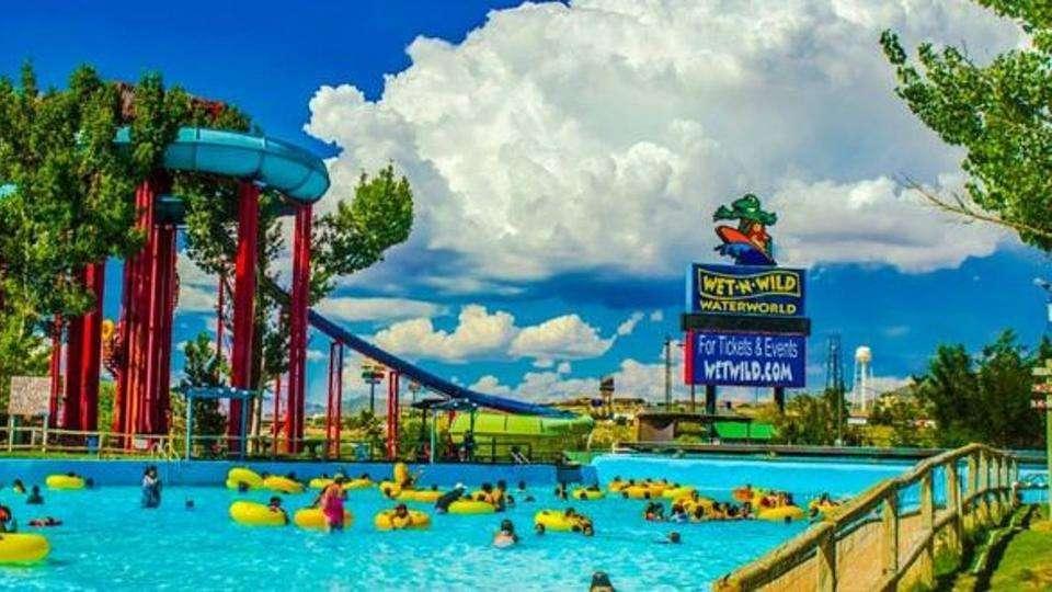 Wet 'n' Wild SplashTown in El Paso