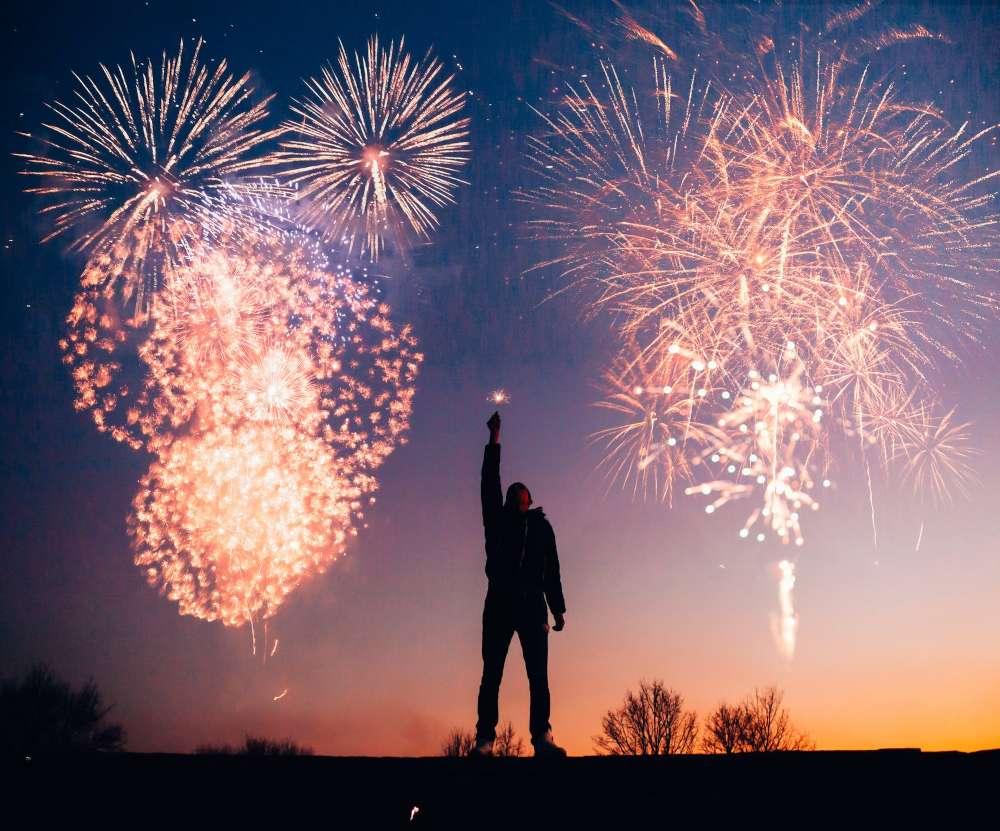 South Padre Island Fireworks