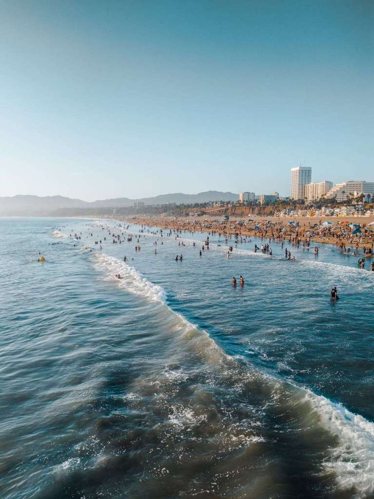 Things to do in California coast