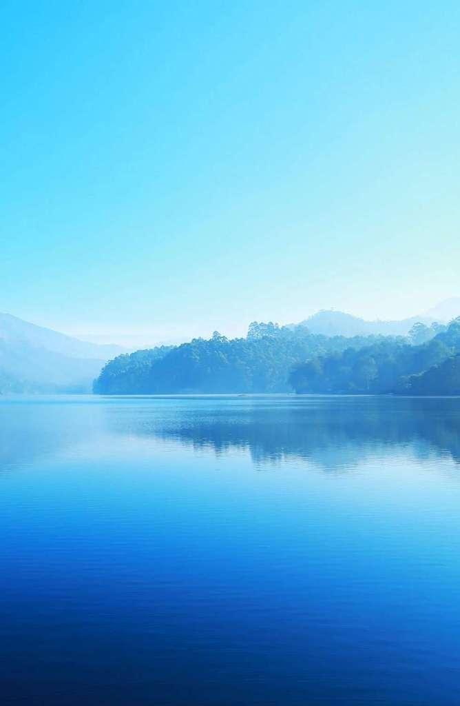 Silverwood Lake - the prettiest lake in California