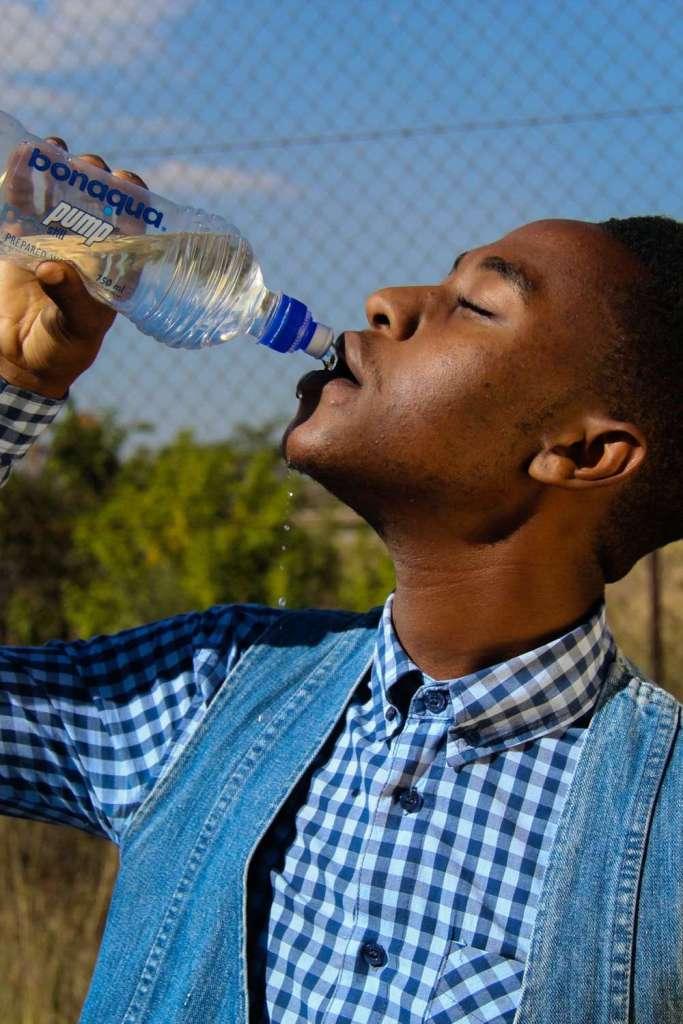 Take enough water