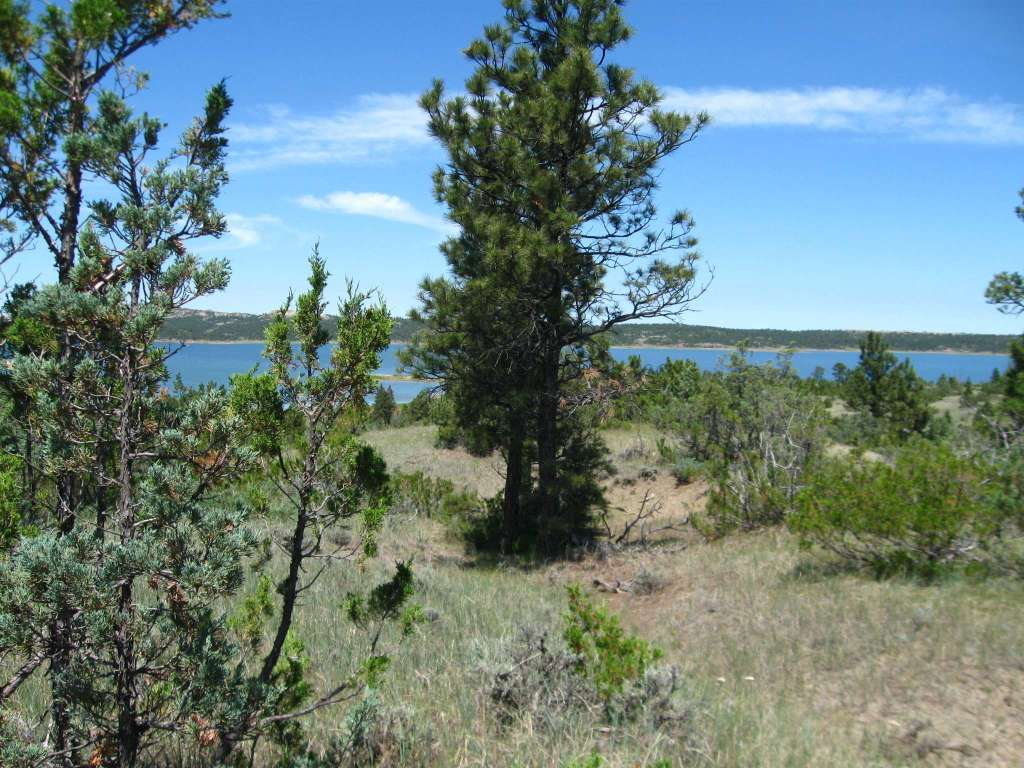 Fort Peck Lake - reaching into portions of six counties
