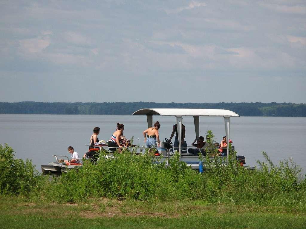 Pymatuning Lake – Second largest lake in Ohio