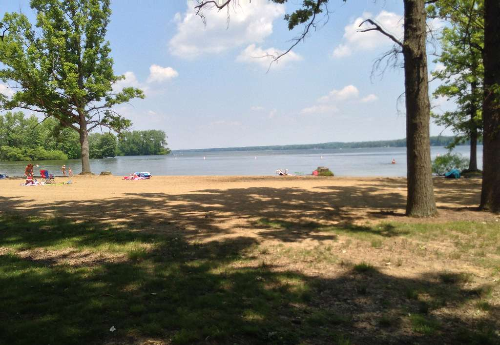 Mosquito Creek Lake – The second largest inland lake in Ohio