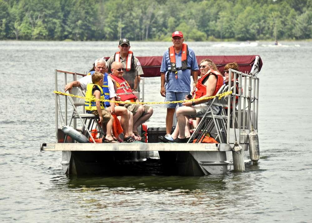 Berlin Lake - Sixth deepest lake in Ohio