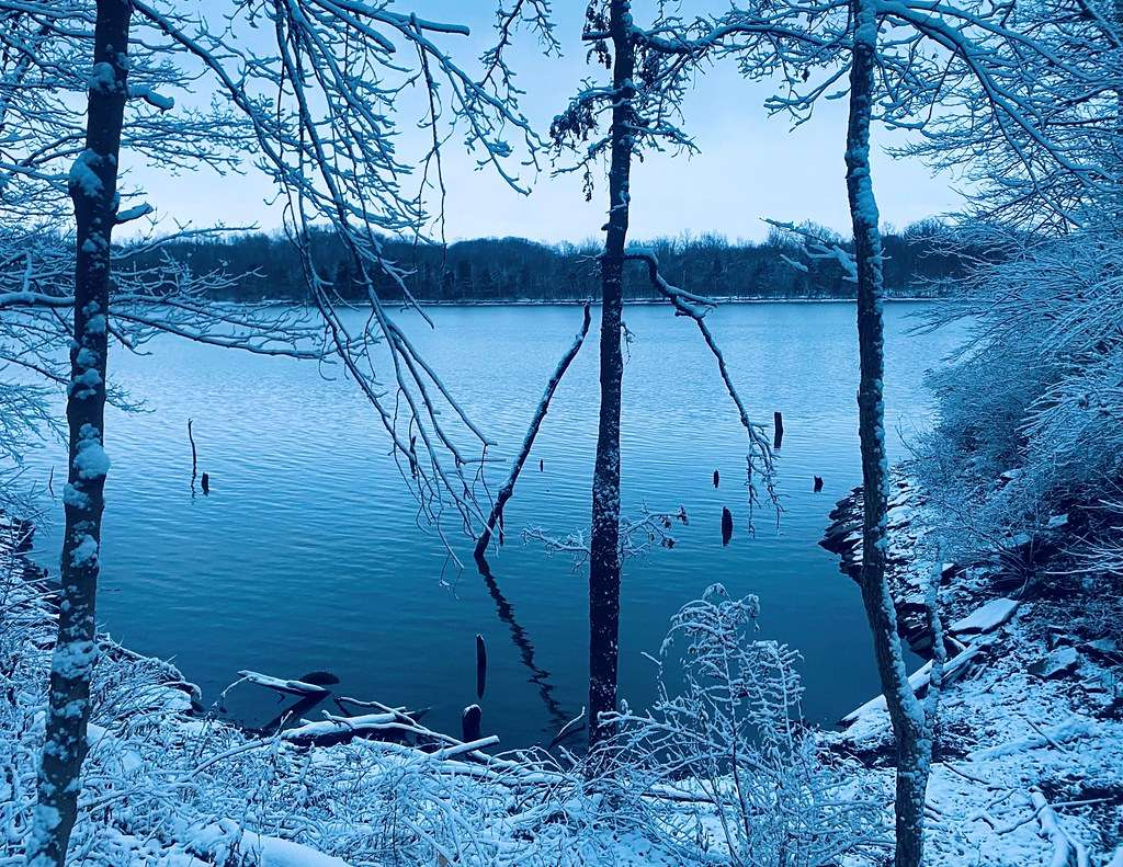 Caesar Creek Lake - Second deepest lake in Ohio