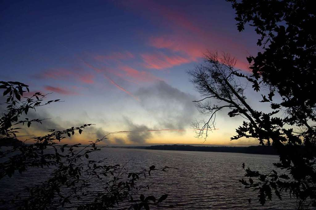 West Branch Lake - the 2,665-acre reservoir