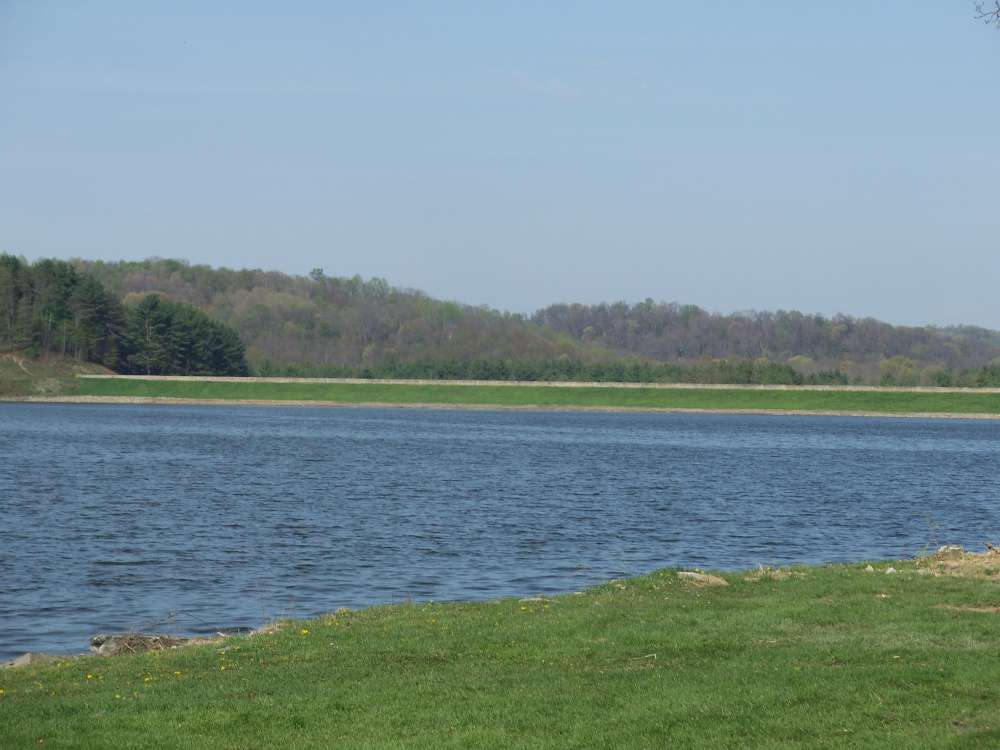 Tappan Lake-Largest Lake with clearest water