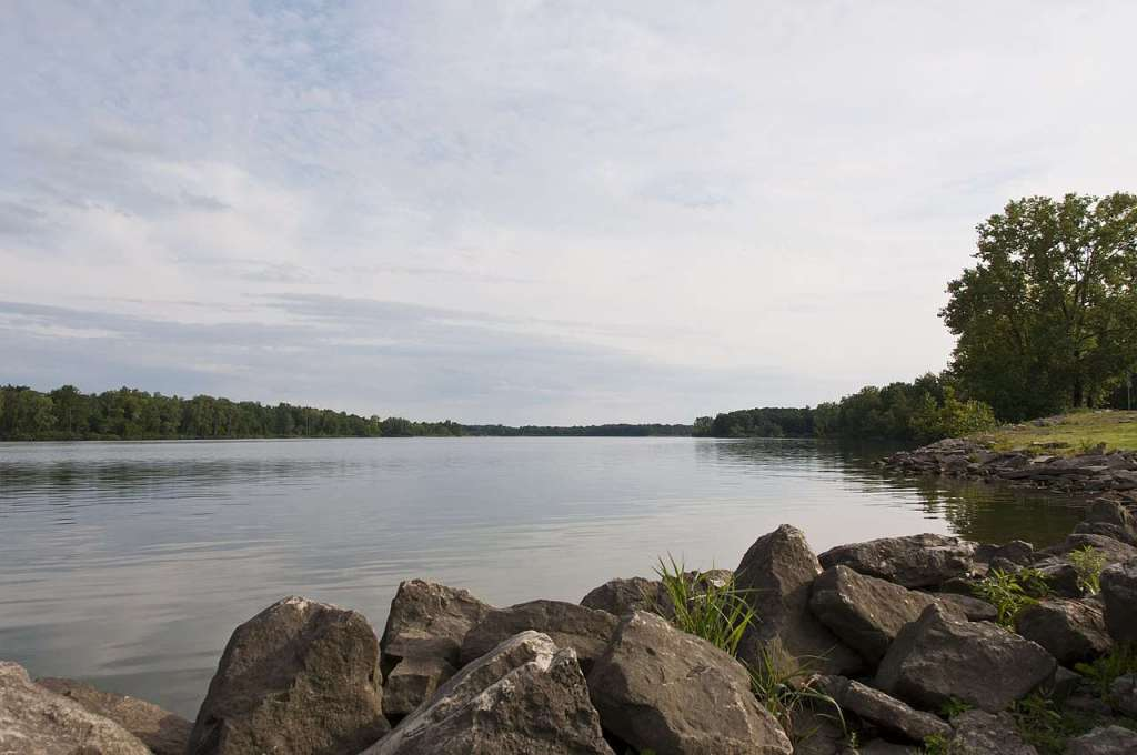Delaware Lake - was sanctioned by the Flood Control Act of 1938
