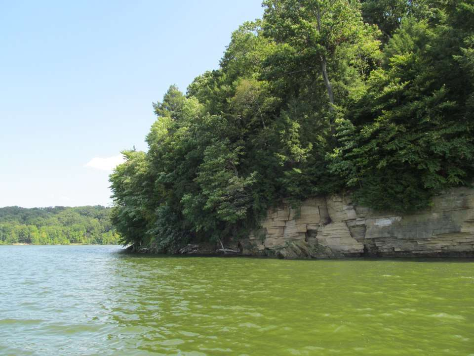 Pleasant Hill Lake-Largest Lake with Crisp clean air and glistening blue water