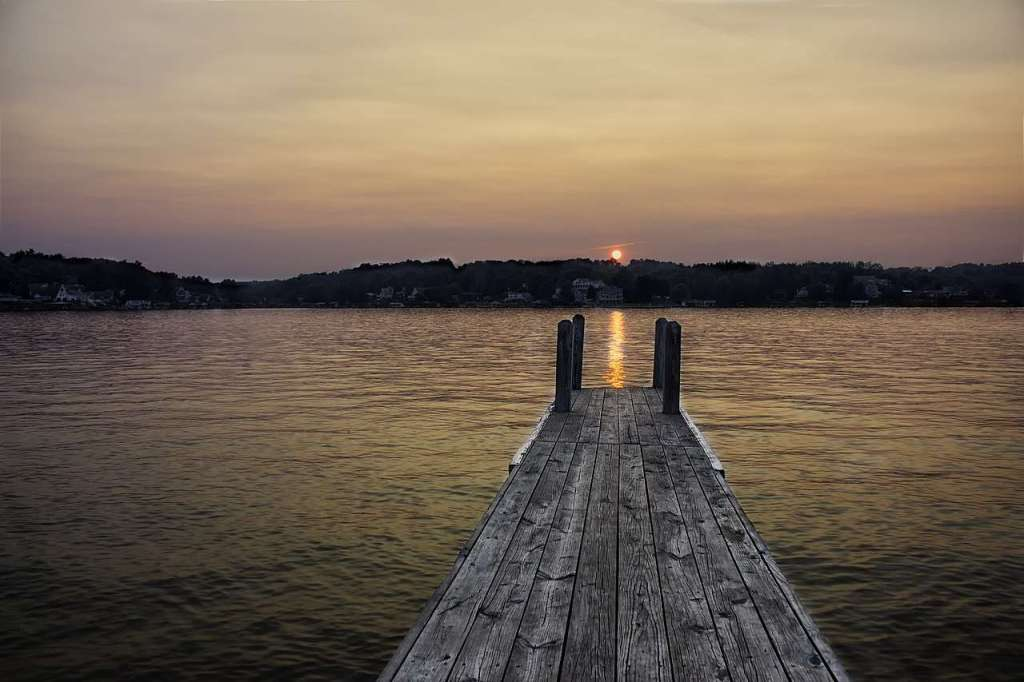 Apple Valley Lake -Third deepest lake in Ohio