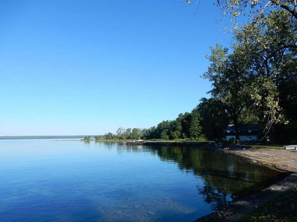 Seneca Lake - deepest and largest lake by volume in New York
