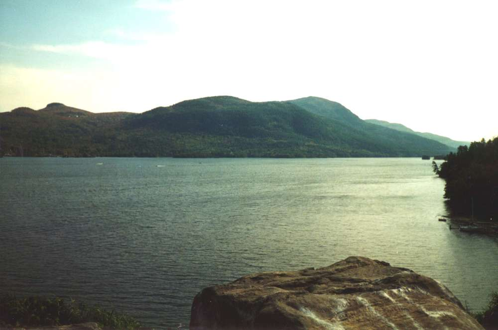 Lake George - Queen of American Lakes