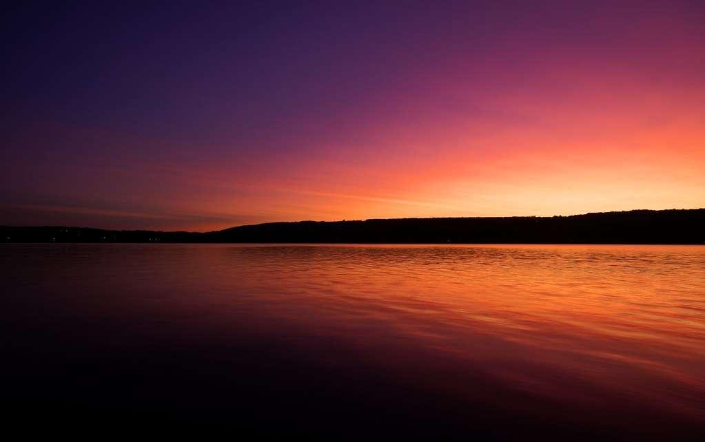 Keuka Lake - Lady of the Lakes for its vast natural beauty