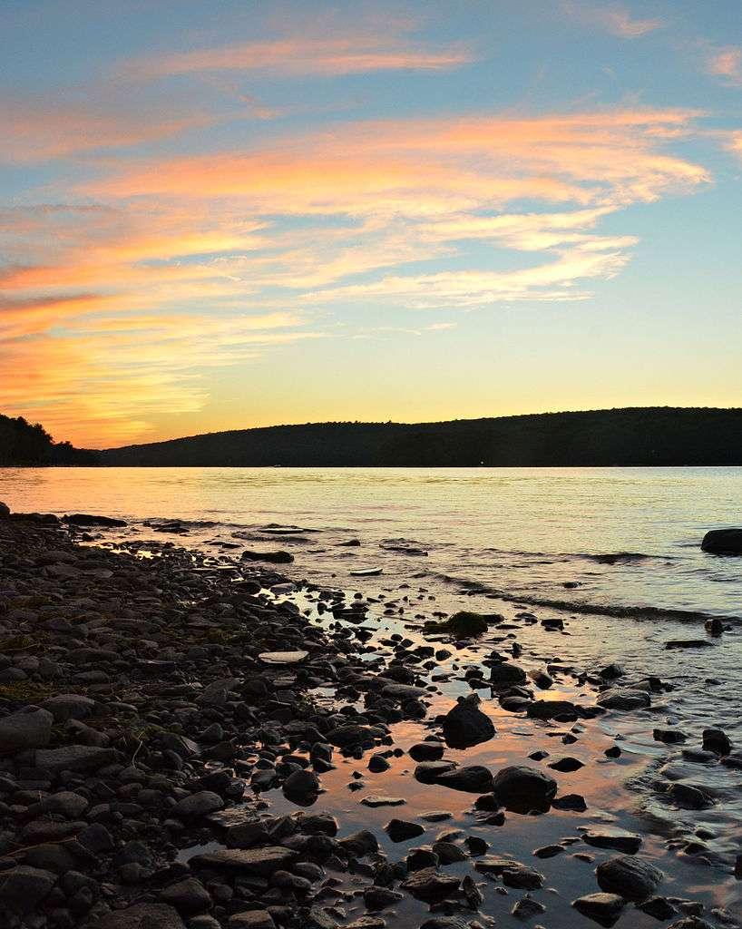 Lake Wallenpaupack - prime recreation destination in northeast Pennsylvania's