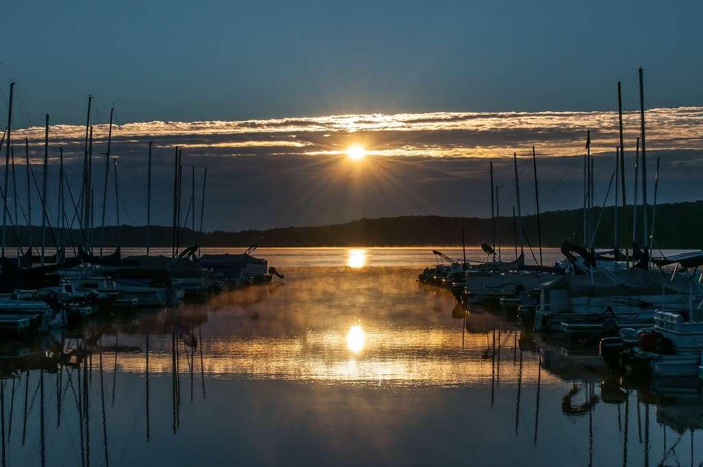 Lake Nockamixon - is a destination getaway for many travelers