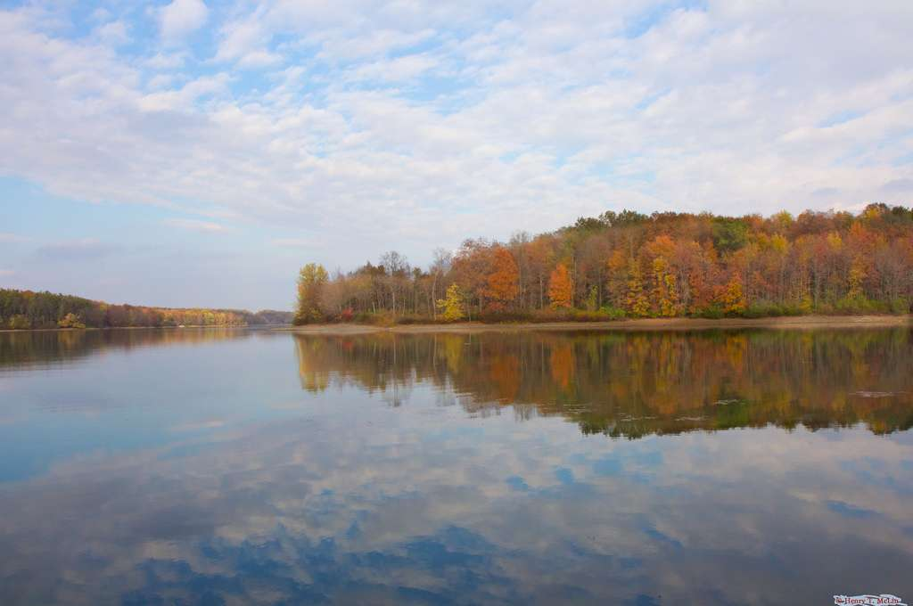 Lake Marburg - a spectacular recreational resource