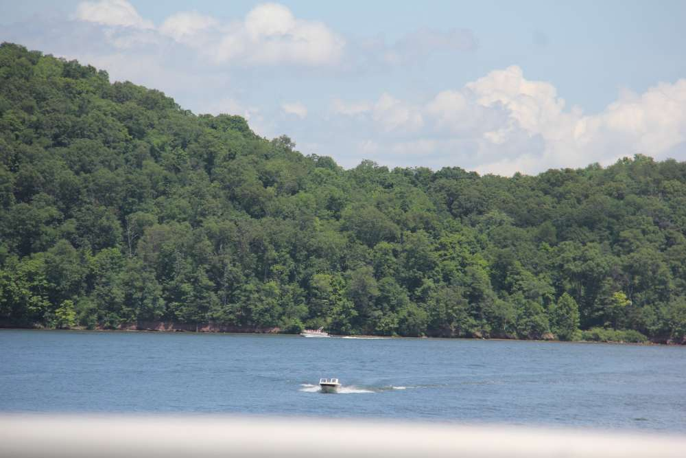 Beaverdam Reservoir - offers quiet fishing and scenic days on the water