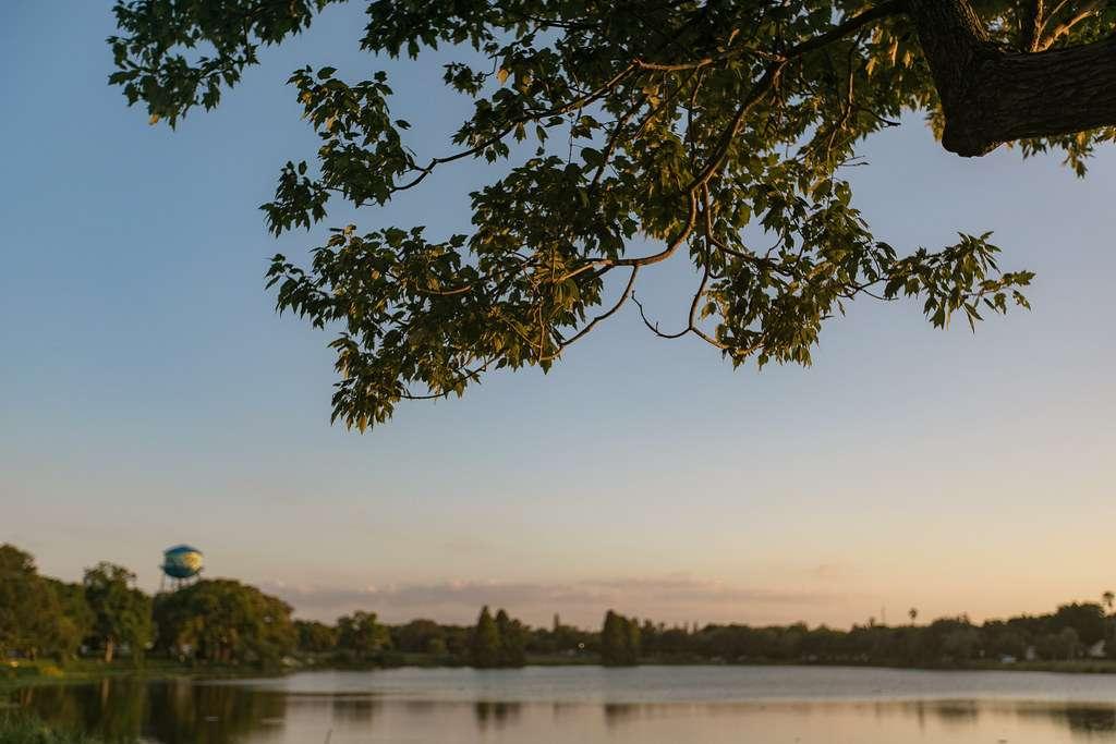 Crescent Lake – Largest natural lake in Florida
