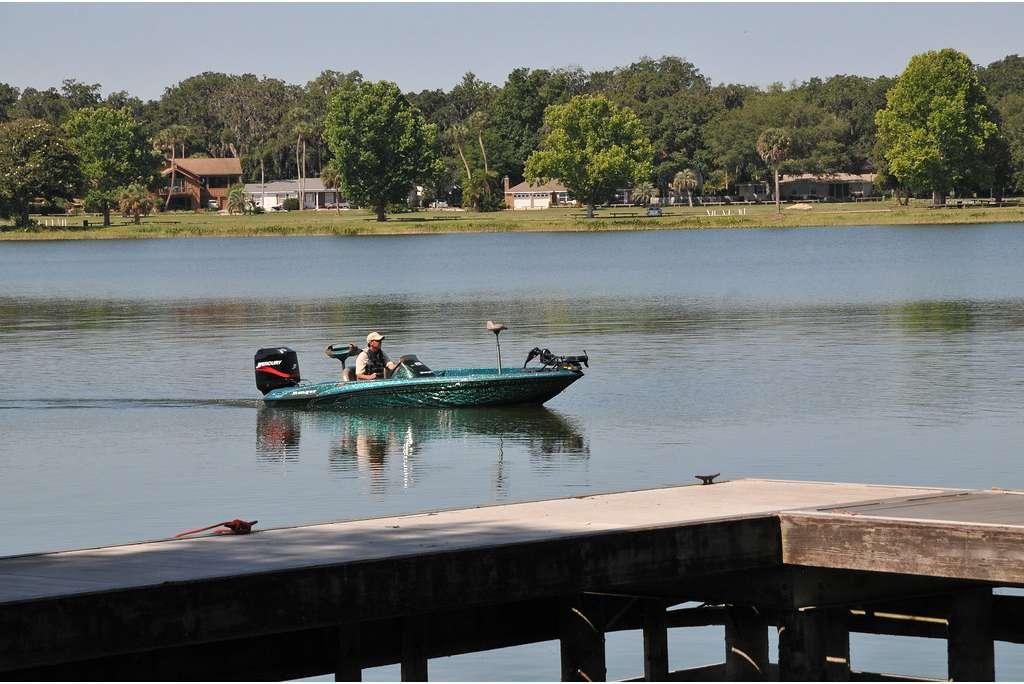 Lake Harris - the most dangerous lake in Florida