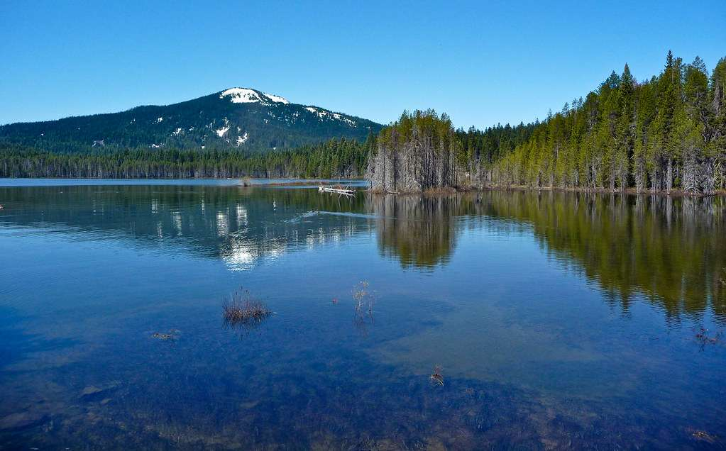 Lake of the Woods - the sixth largest freshwater lake located in the United States
