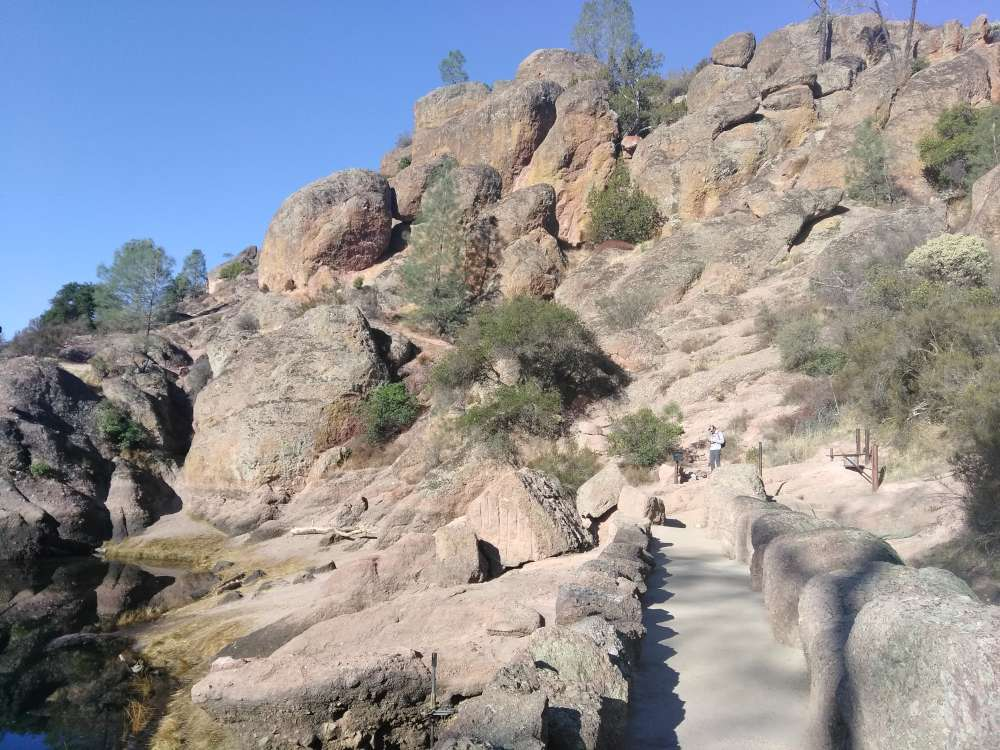 Things you need to bring when you are coming to the Pinnacles National Park