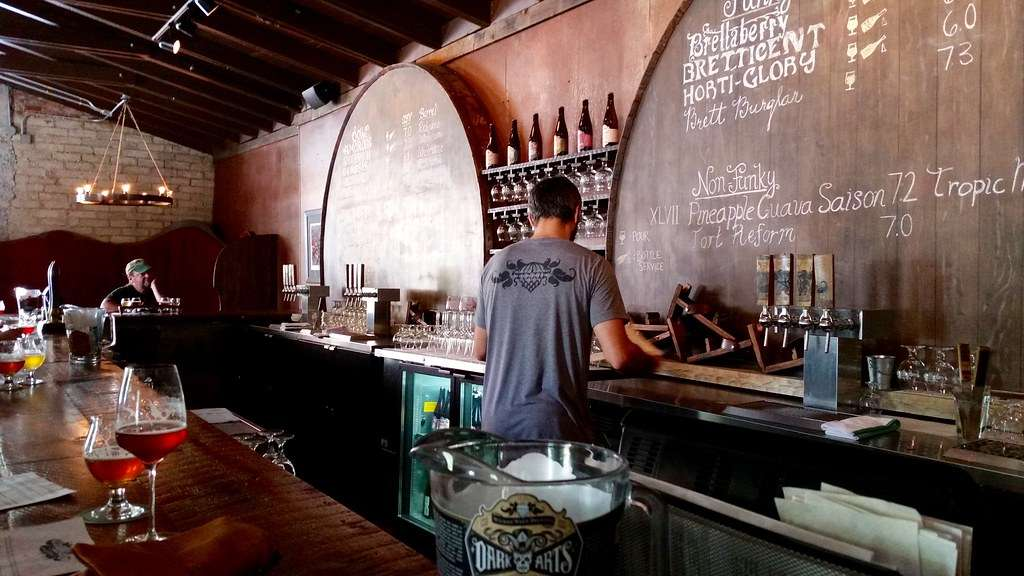 The Wicked Weed Brewing Pub